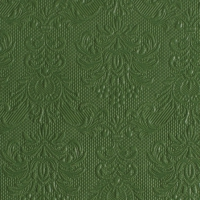 Cocktail Servietten Elegance Dark Green
