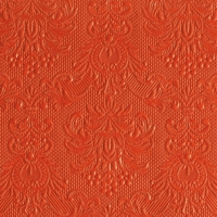 Servietten 25x25 cm - Elegance Orange