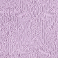 Servietten 25x25 cm - Elegance Light Purple