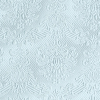 Servietten 25x25 cm - Elegance Light Blue