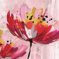 Servietten 25x25 cm - Art Flower