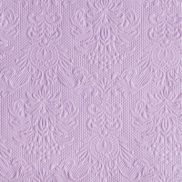 Lunch Servietten ELEGANCE LIGHT PURPLE