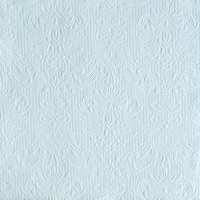 Servietten 33x33 cm - Elegance Light Blue