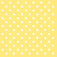 Lunch Servietten Dots Yellow