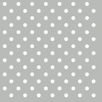 Lunch Servietten DOTS GREY