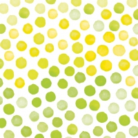 Lunch Servietten Fantasy Green/Yellow