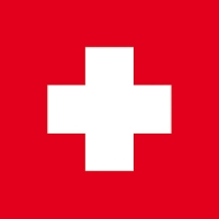 Lunch Servietten Swiss Flag