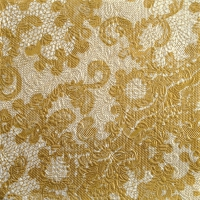 Lunch Servietten Elegance Lace Gold