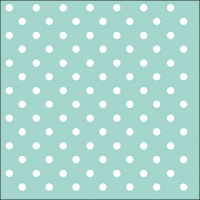 Lunch Servietten DOTS AQUA