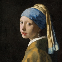 Lunch Servietten Girl With The Pearl Earring