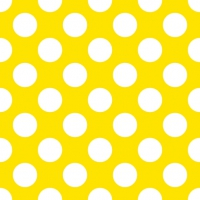 Lunch Servietten Big Dots Yellow