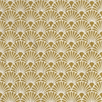 Servietten 33x33 cm - Elegance Art Deco Gold