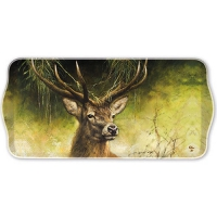 Tablett - 34X17cm Proud Deer