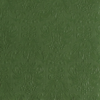 Servietten 40x40 cm - Elegance Dark Green