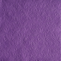 Dinner Servietten ELEGANCE PURPLE
