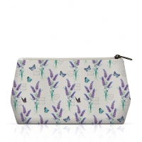 Kosmetiktasche - Lavender With Love Cream