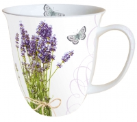 Porzellan-Tasse Bunch Of Lavender