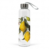 Glasflasche - Lemon