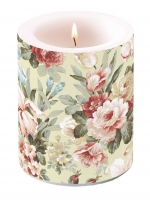 Kerze Candle Big Kate