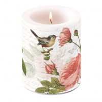 decorative candle - Sophie