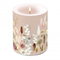 decorative candle - Potpourri