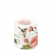 Decorative candle small - Sophie