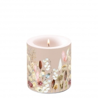 Decorative candle small - Potpourri