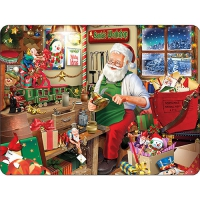 placemats - Santa`s Workshop