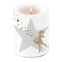decorative candle - Make A Wish