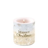 Decorative candle small -  X-Mas Atmosphere