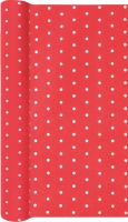 Tablerunners - TL Mini Dots red/white