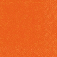 Cocktail Servietten Modern Colours orange