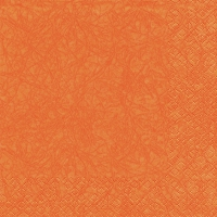 Lunch Servietten Modern Colours orange