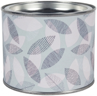 Scented candle - Scattered Leaves nude