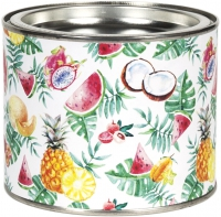 Scented candle - Exotic Fruits