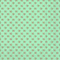 Cocktail Servietten CUTE PATTERN blue green