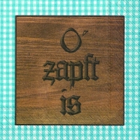 Servietten 25x25 cm - O ZAPFT IS blau