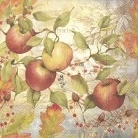 Servietten 25x25 cm - APPLE