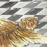 Servietten 25x25 cm - MISS SOPHIES TIGER