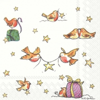 Servietten 25x25 cm - A STAR FOR YOU