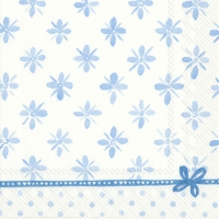 Servietten 25x25 cm - DARCY light blue