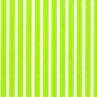 Servietten 33x33 cm - STRIPES AGAIN lime