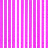 Lunch Servietten Stripes again pink