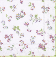 Servietten 33x33 cm - BELLINA light lilac