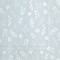 Servietten 33x33 cm - TILDA light blue