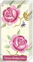 handkerchiefs - Rose and Bee