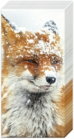 Handkerchiefs - WINTER FOX