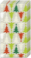 Handkerchiefs - TREES IN LINE linen