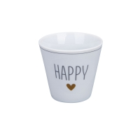 Espresso-Becher -  Happy
