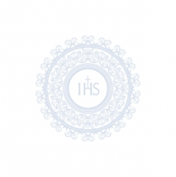 Servietten 33x33 cm - IHS Embroidery Design Blue
